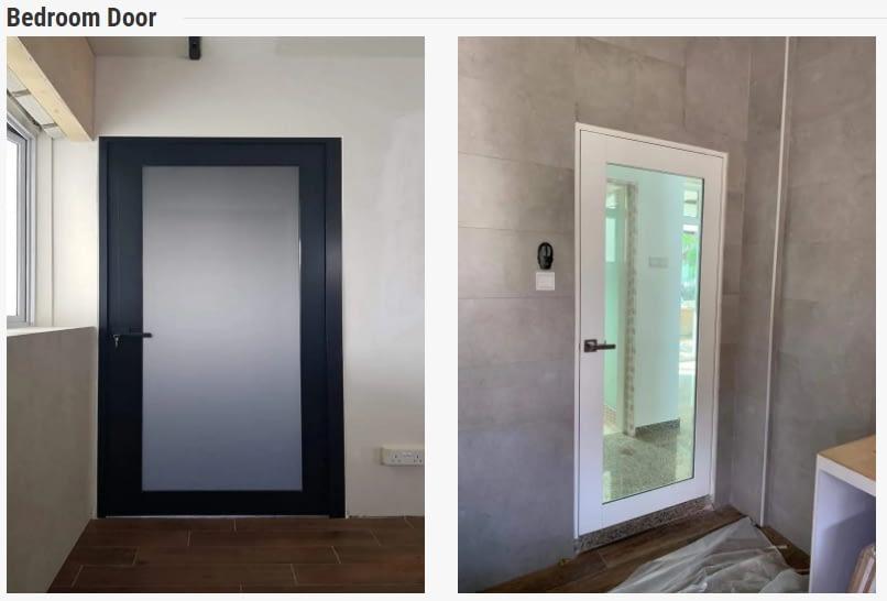 bedroom door1